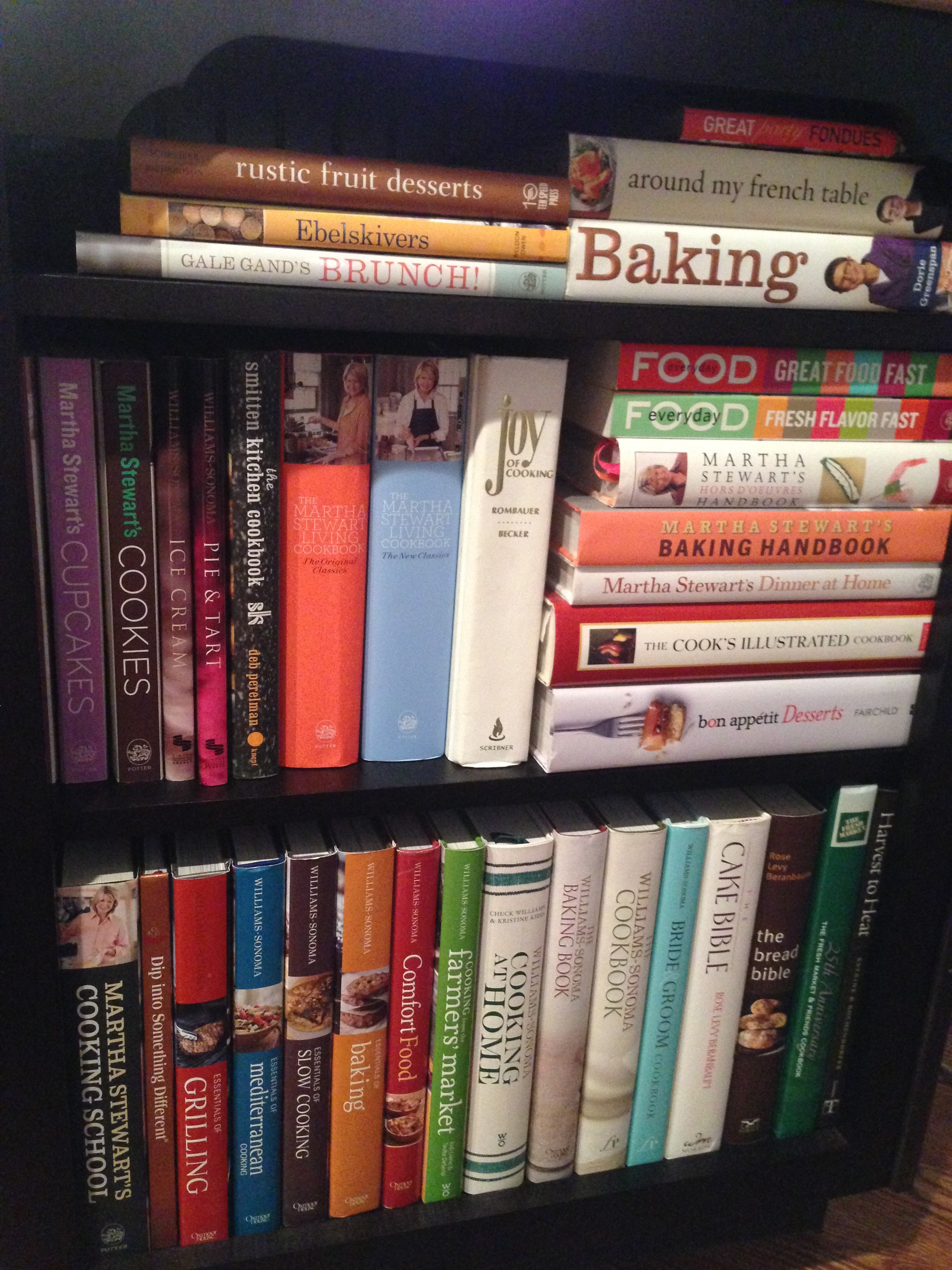 Cookbook Obsession