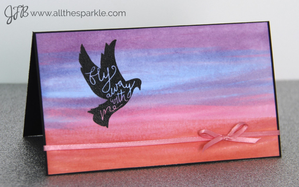 direct to paper stamping technique toolbox www.allthesparkle.com