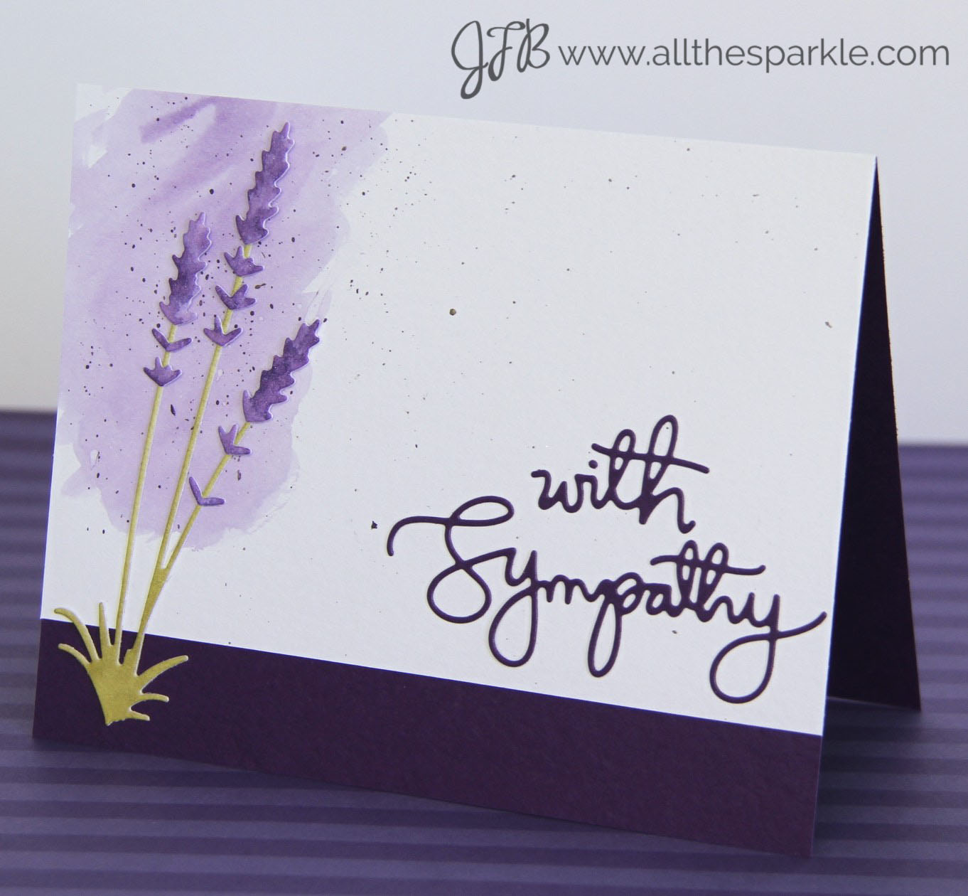 memory box long stem lavender www.allthesparkle.com