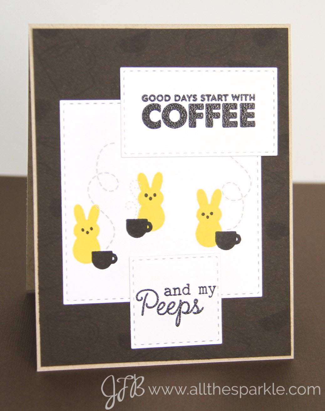 Spring Coffee Lovers Blog Hop and a GIVEAWAY!