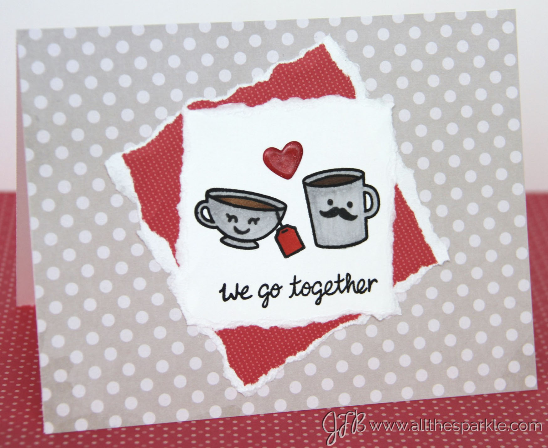 Spring Coffee Lovers Blog Hop (day 3) and a GIVEAWAY!