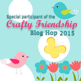 2015 Crafty Friendship Blog Hop http://www.allthesparkle.com/2015cfbloghop/