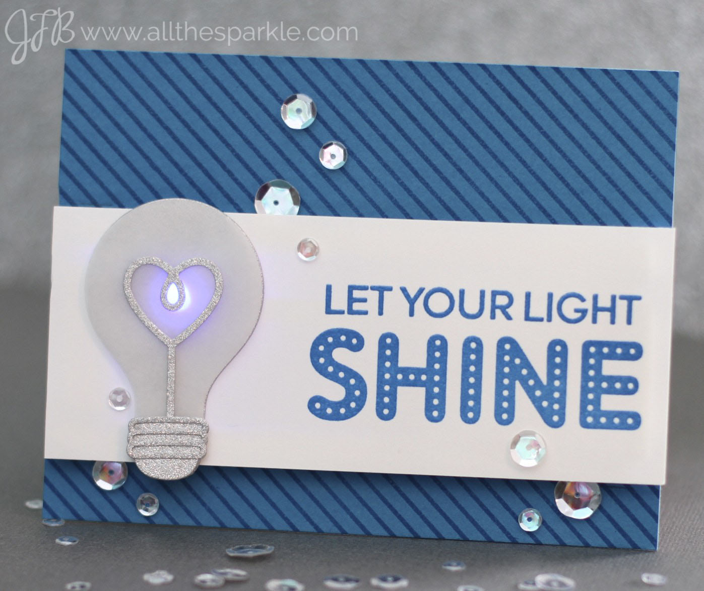 Light It Up Blue Blog Hop www.allthesparkle.com/liubhop