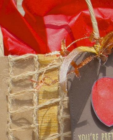 A Blog Named Hero: Autumn Gift Bag