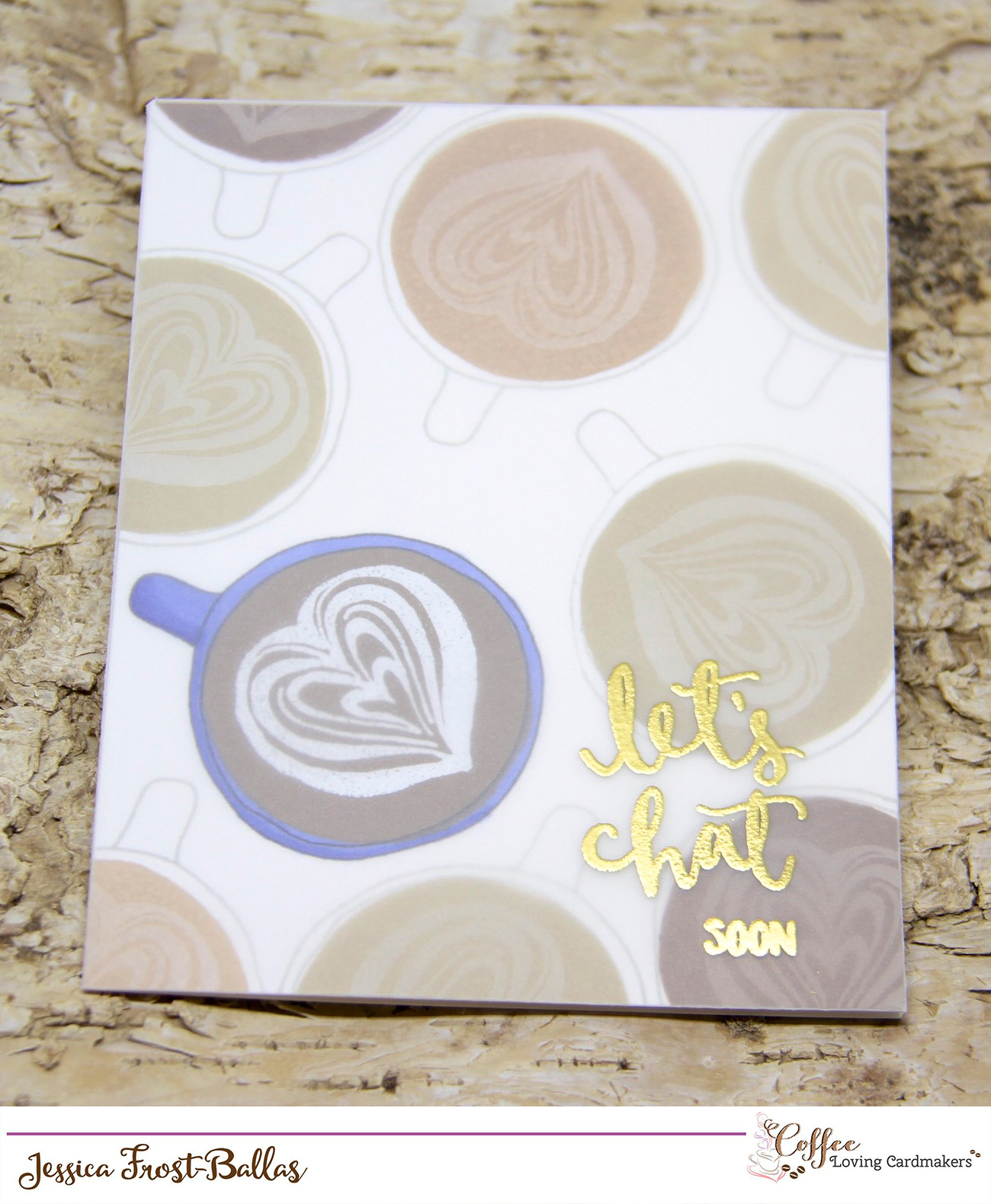 Coffee Loving Cardmakers Sponsor Solo: Concord & 9th