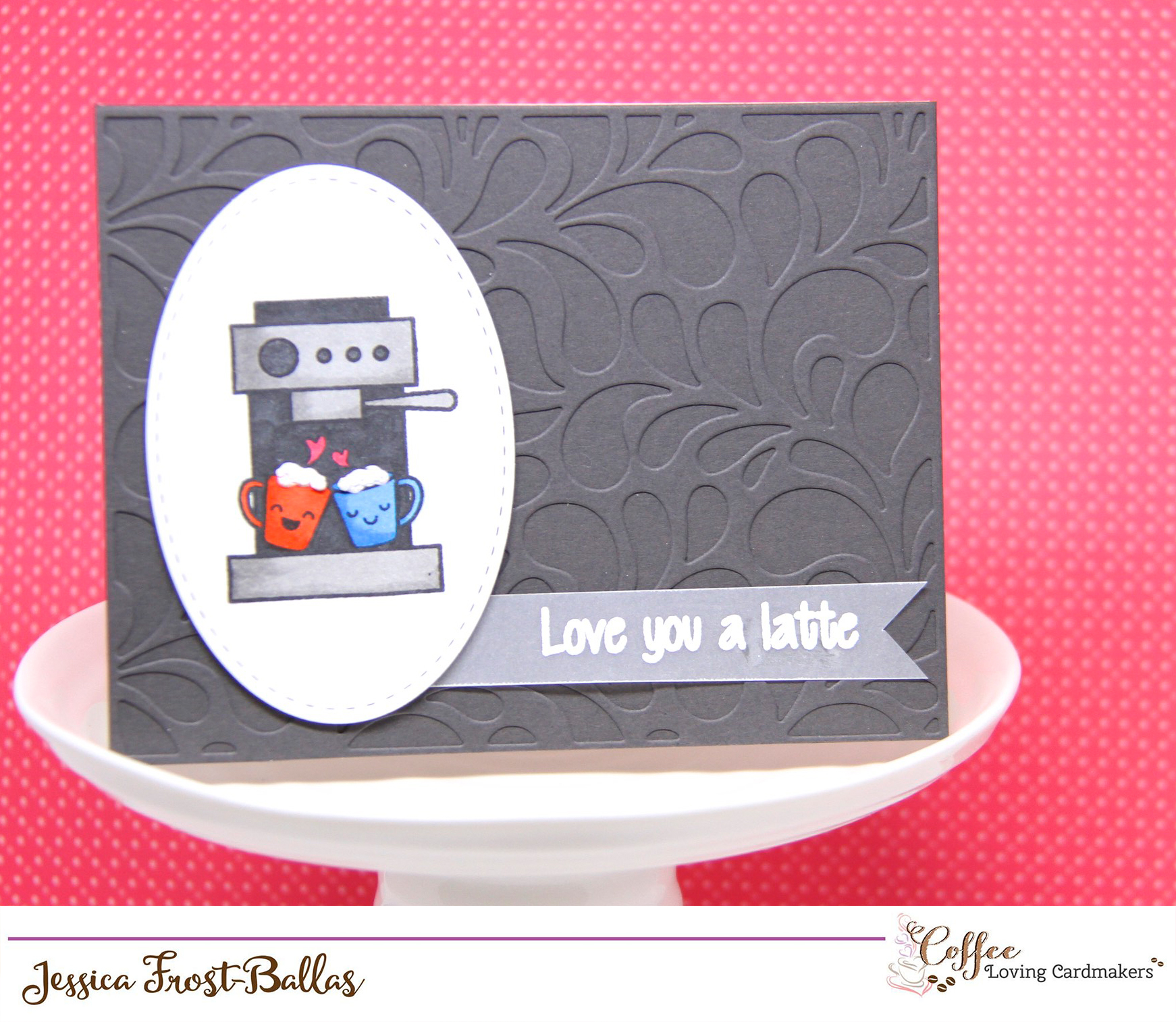 Coffee Loving Cardmakers Sponsor Solo: Your Next Stamp