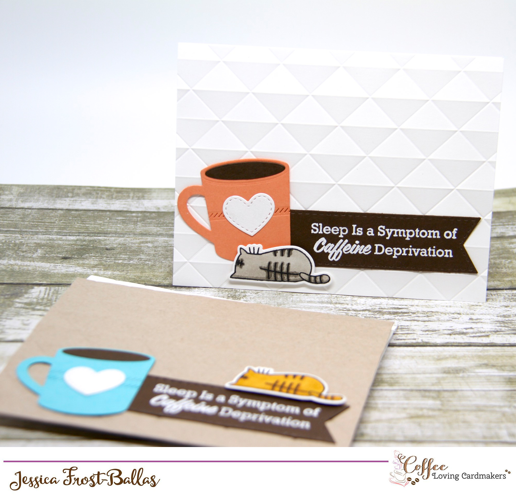 Coffee Loving Cardmakers Sponsor Solo: My Favorite Things
