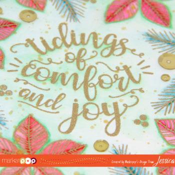 MarkerPop: Tidings of Comfort and Joy
