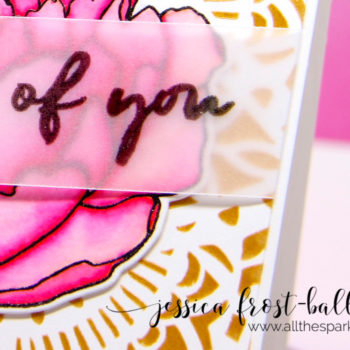 A Blog Named Hero: Thinking of You Peonies