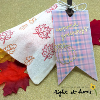 Right at Home: Fall Happy Mail Swap Box