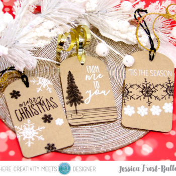 25 Days of Christmas Tags – Concord & 9th (+GIVEAWAY!)