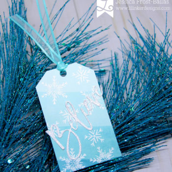25 Days of Christmas Tags – Lil' Inker Designs (+ GIVEAWAY!)