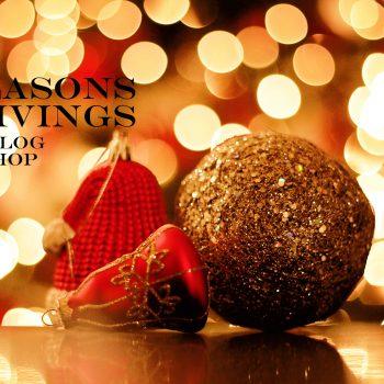 Seasons Givings Blog Hop (+GIVEAWAY!)