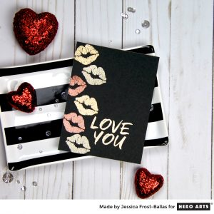 Love You by Jessica Frost-Ballas for Hero Arts