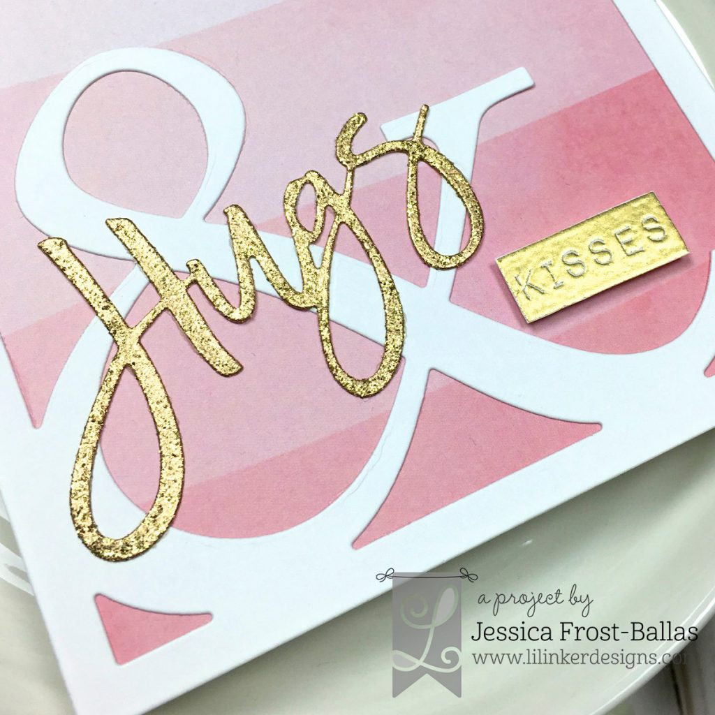 Hugs and Kisses by Jessica Frost-Ballas for Lil' Inker Designs