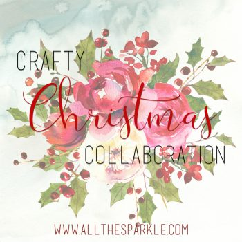 Crafty Christmas Collaboration #4: Karen Baker (+GIVEAWAYS!)