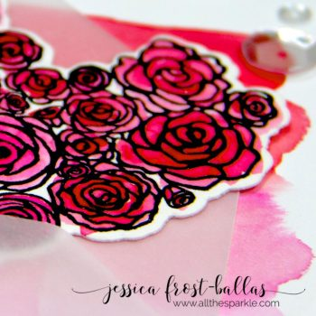 Sending Love by Jessica Frost-Ballas