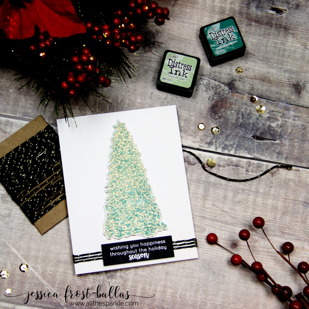 Crafty Christmas Collaboration #2 with Christy Reuling