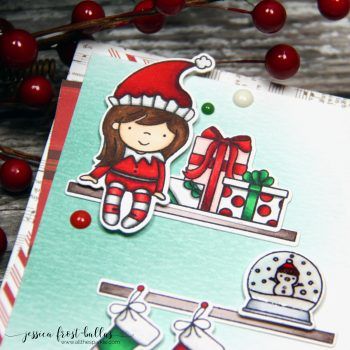 Crafty Christmas Collaboration #2: Christy Reuling (+GIVEAWAYS!)