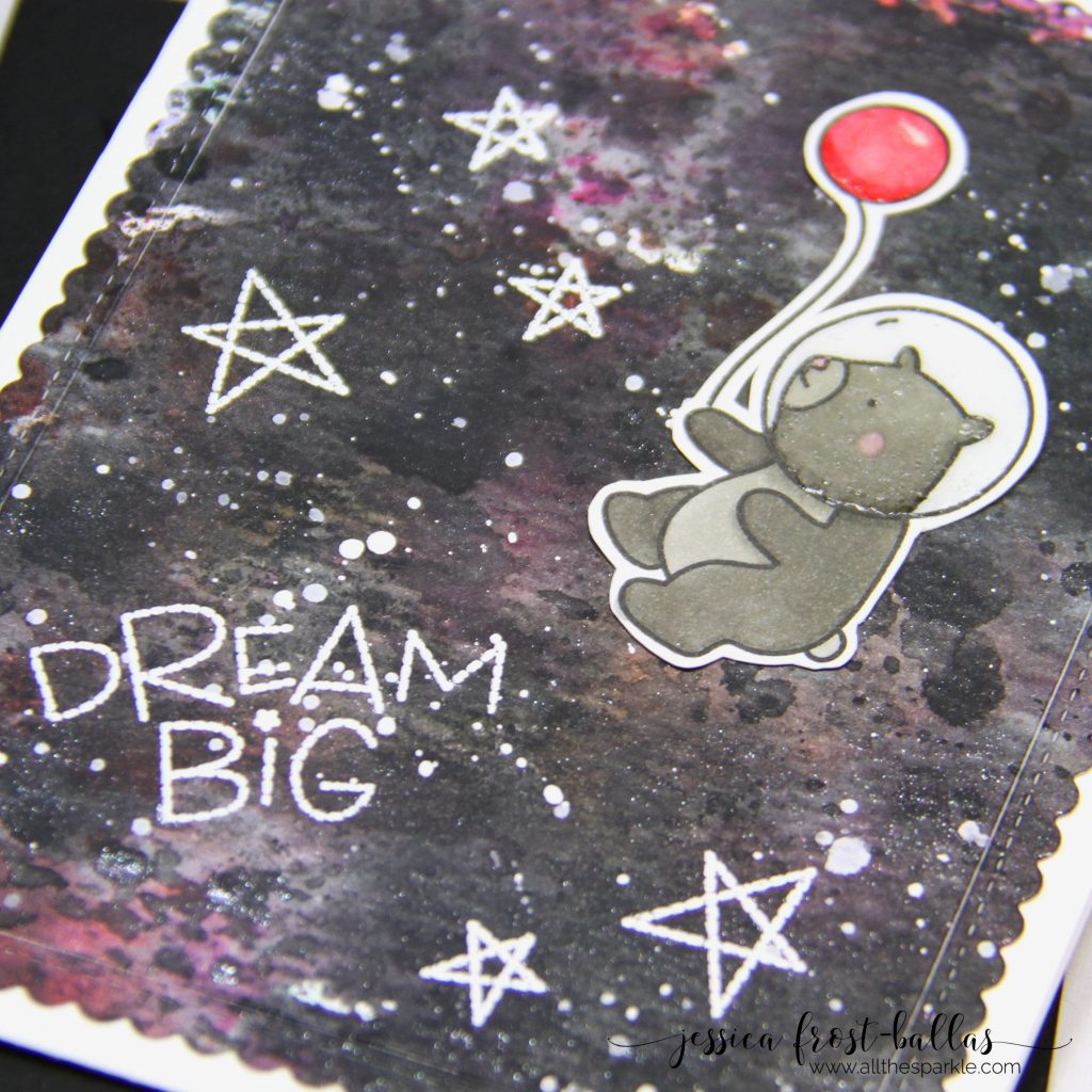 Dream Big by Jessica Frost-Ballas