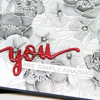 You are Simply Amazing by Jessica Frost-Ballas for WPlus9