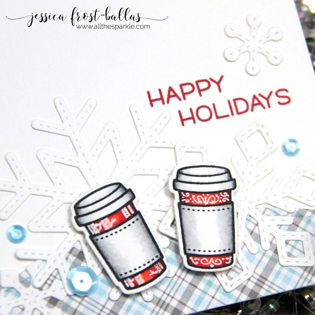Happy Holidays by Jessica Frost-Ballas
