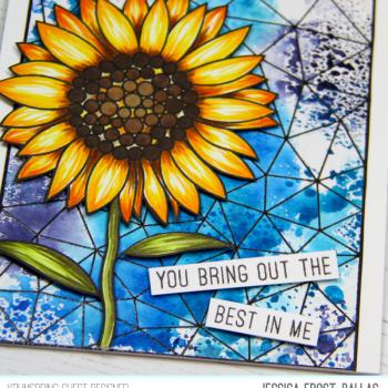 Guest designing for Krumspring Stamps