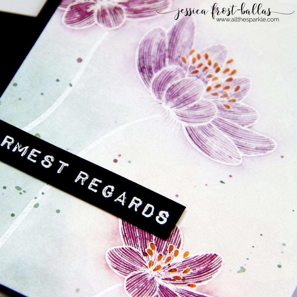 Warmest Regards by Jessica Frost-Ballas for Lil' Inker Designs