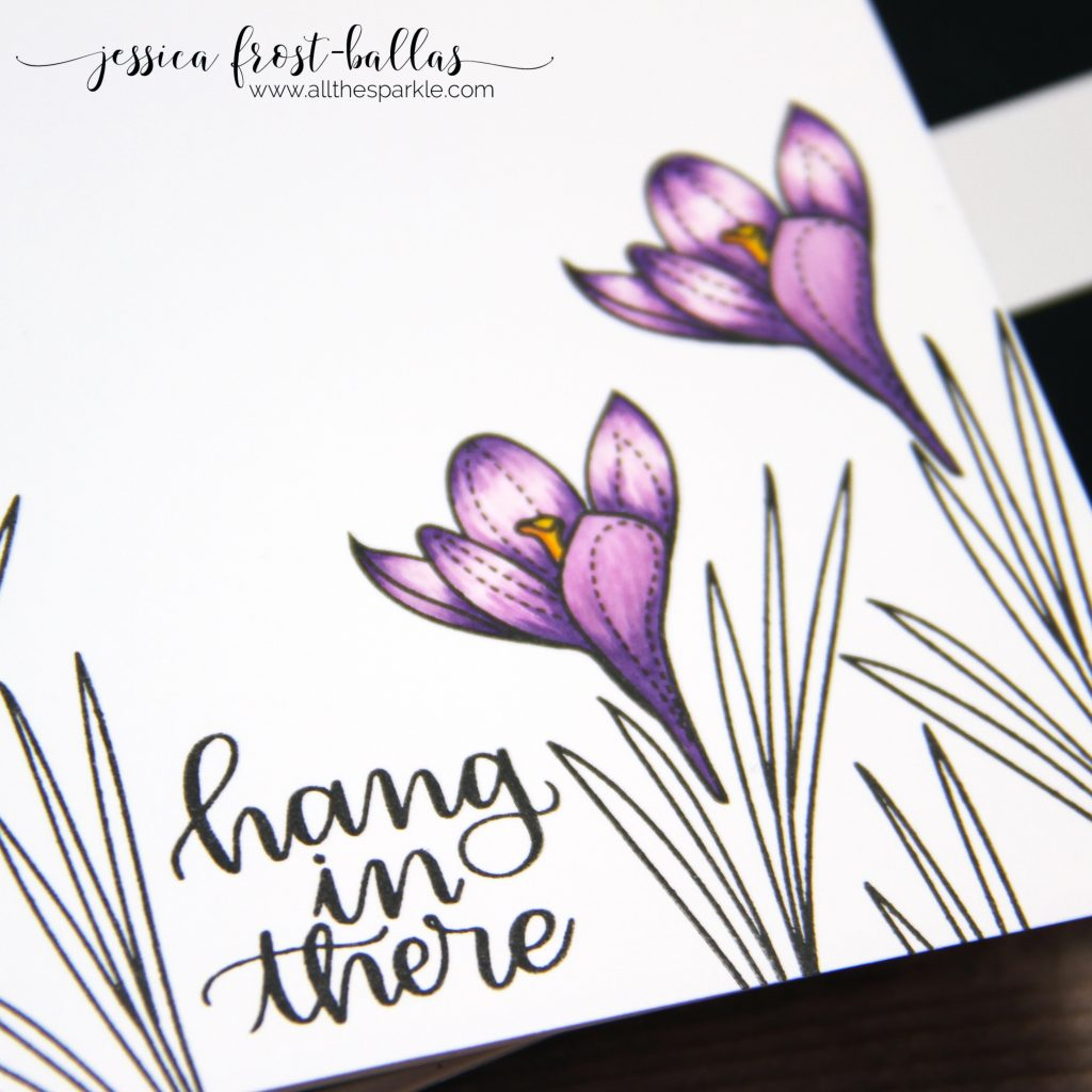 New Beginnings Blog Hop by Jessica Frost-Ballas for Simon Says Stamp
