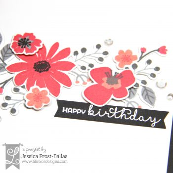 Happy Birthday by Jessica Frost-Ballas for Lil' Inker Designs