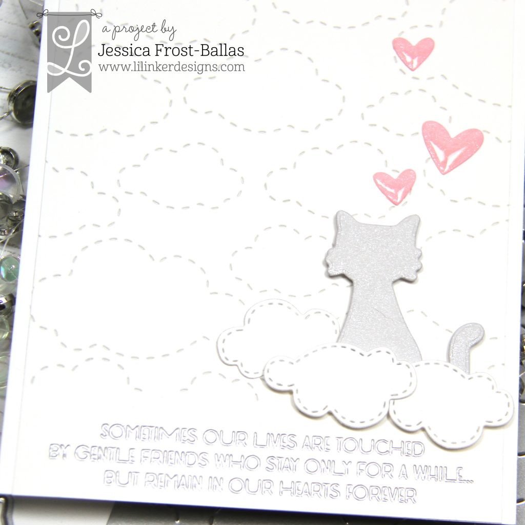 Pet Sympathy by Jessica Frost-Ballas for Lil' Inker Designs