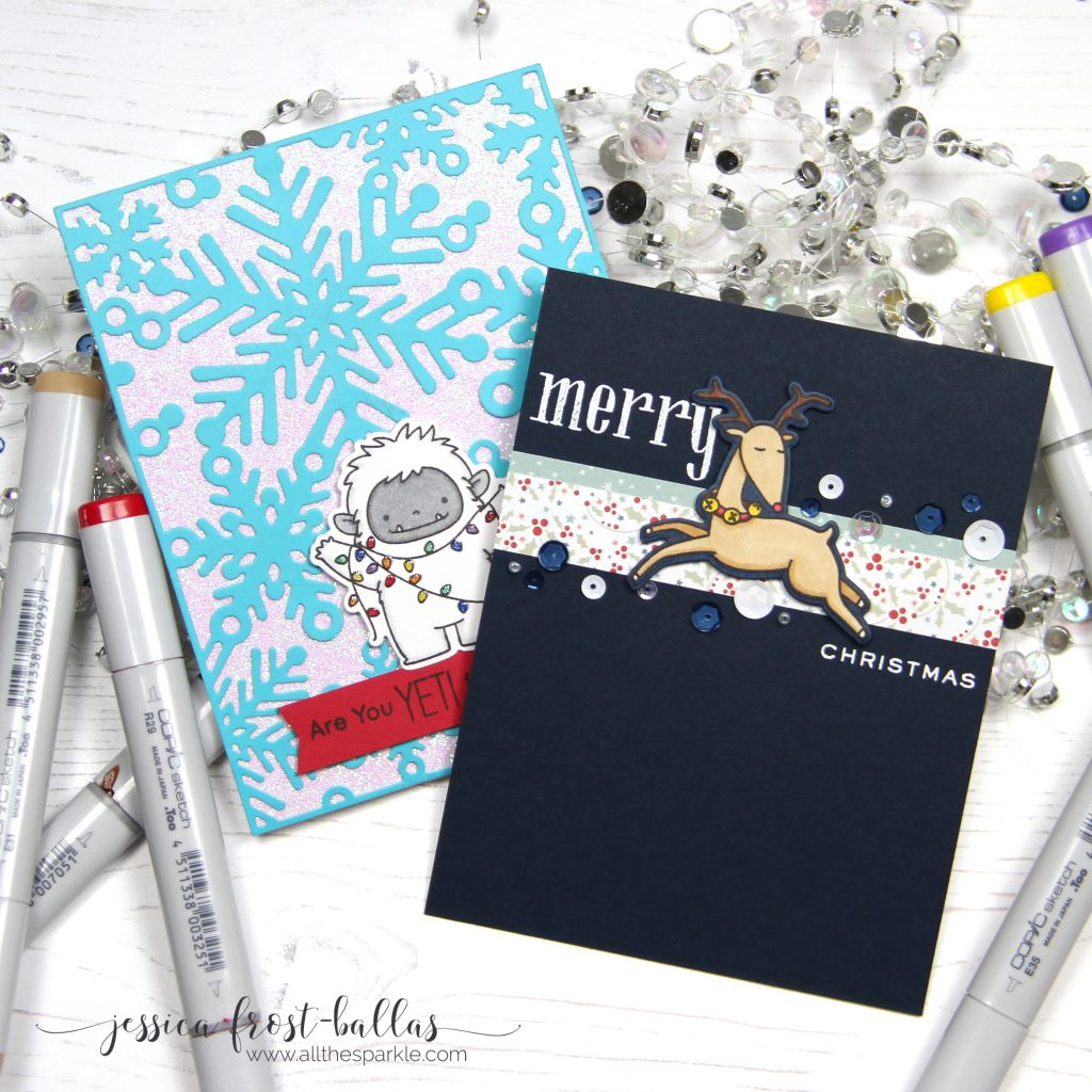 Crafty Christmas Collaboration with Karen Baker