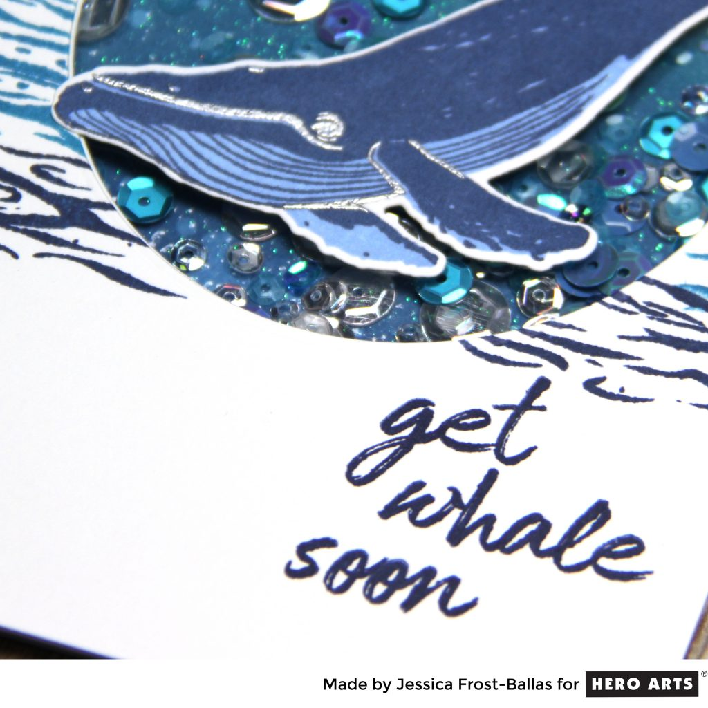 Get Whale Soon by Jessica Frost-Ballas for Hero Arts