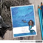 An Ocean Full of Thanks by Jessica Frost-Ballas for Hero Arts