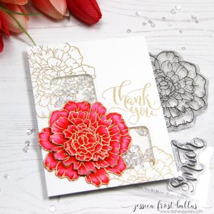 Thank You by Jessica Frost-Ballas for Studio Katia