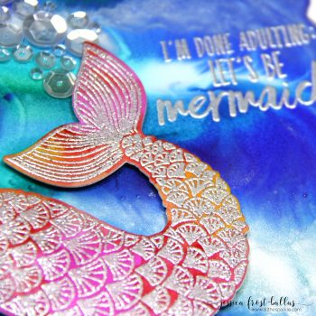 Let's Be Mermaids by Jessica Frost-Ballas for Ellen Hutson