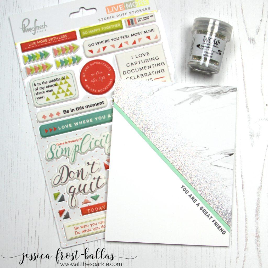 SSS August 2017 Card Kit