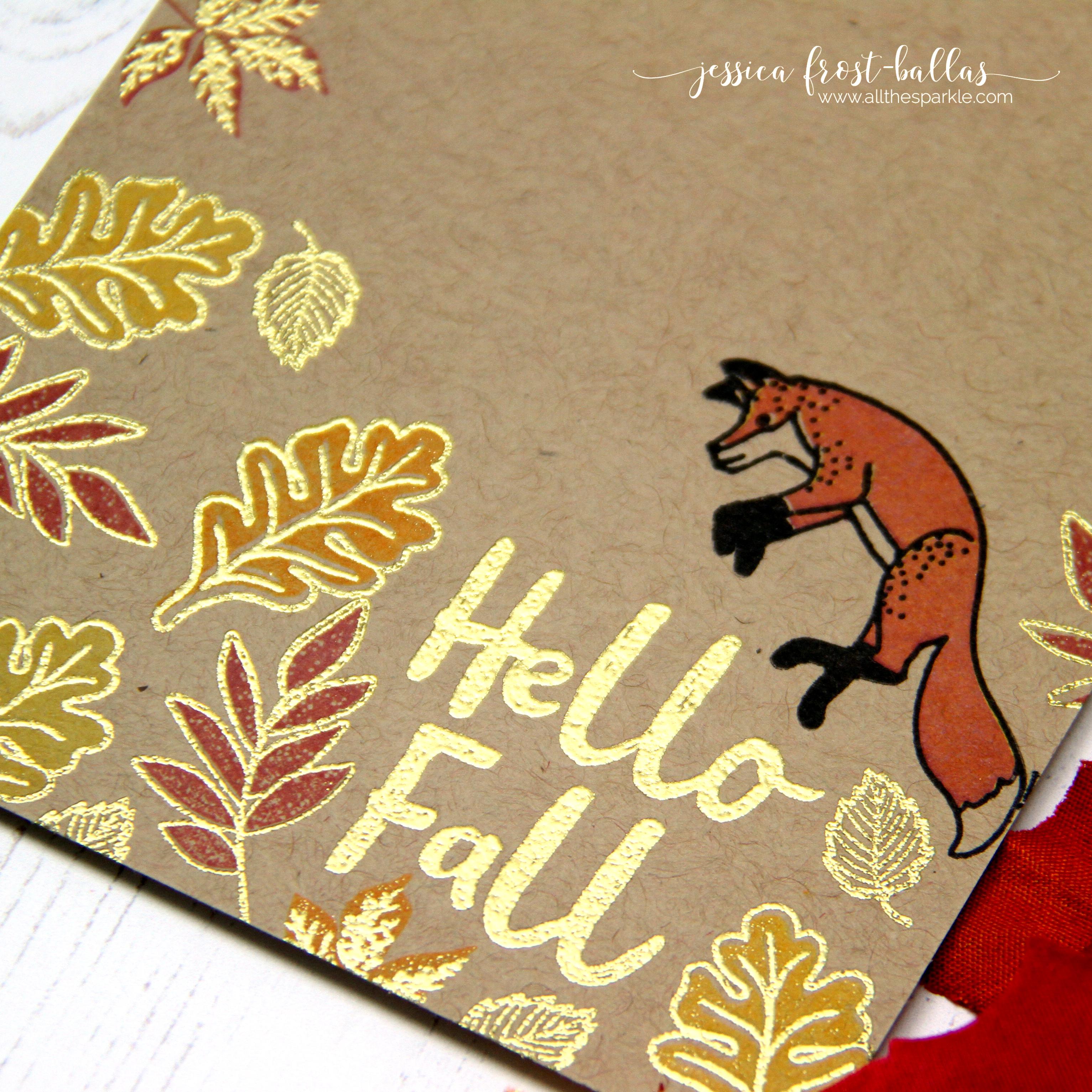 Hello Fall by Jessica Frost-Ballas