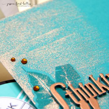 Stamp-a-faire 2017: Bronze Gilded Embellishments