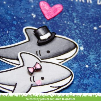 Lawn Fawnatics: Shark Date!