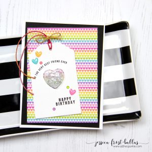 Simon Says Stamp September Card Kit by Jessica Frost-Ballas for Simon Says Stamp