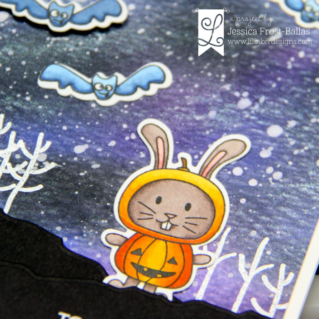 Too Cute to Spook by Jessica Frost-Ballas for Lil' Inker Designs