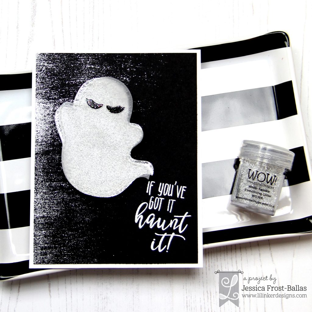 If You've Got it by Jessica Frost-Ballas for Lil' Inker Designs