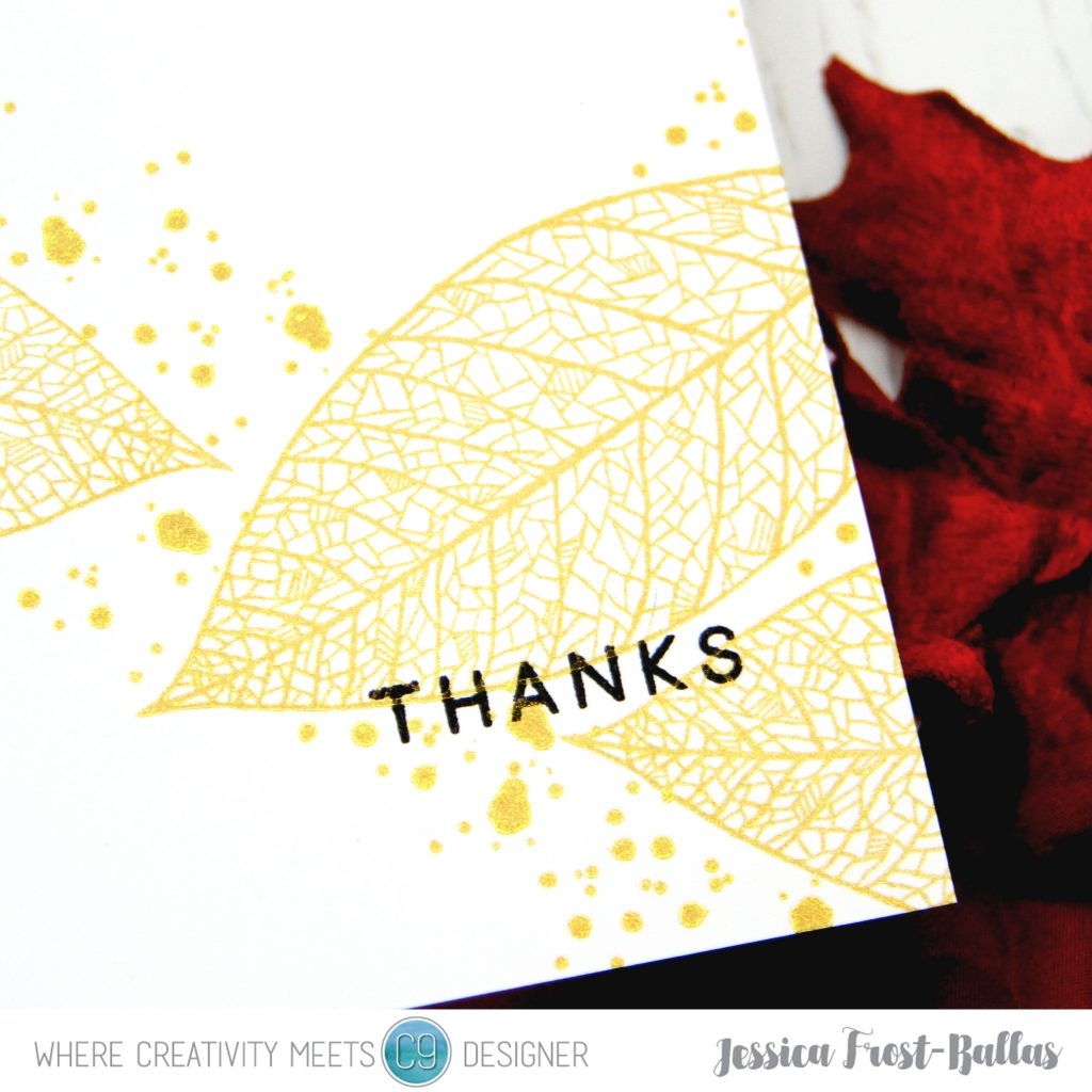 Thanks by Jessica Frost-Ballas for Where Creativity Meets C9