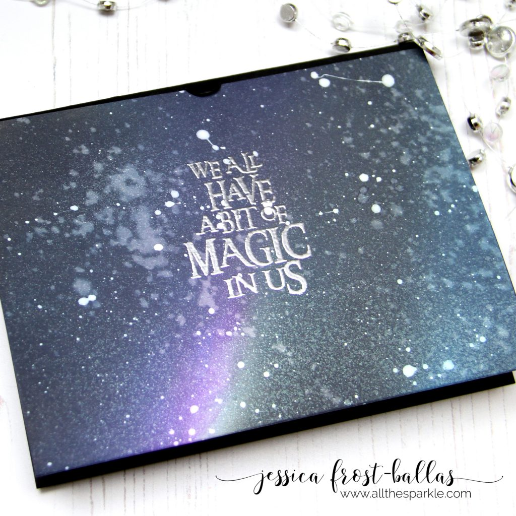 We All Have Magic In Us by Jessica Frost-Ballas