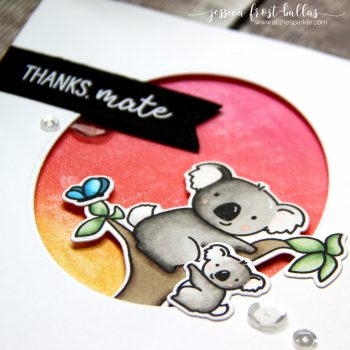 Thanks Mate by Jessica Frost-Ballas