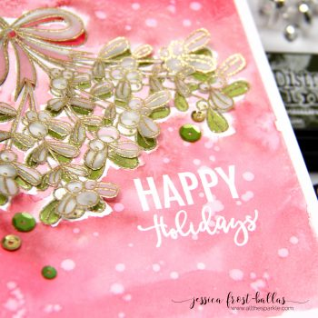 STAMPtember Avery Elle Exclusive: Merry Mistletoe