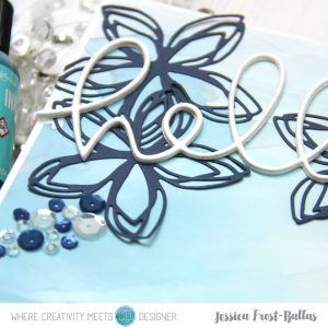 Hello by Jessica Frost-Ballas for Where Creativity Meets C9