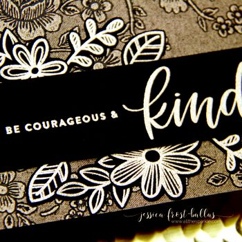 Simon Says Stamp November Card Kit: Kind Flowers