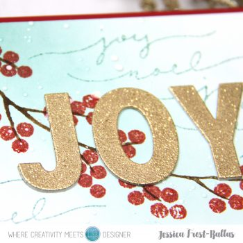 Joy by Jessica Frost-Ballas for Where Creativity Meets C9